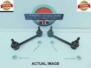 Front Stabiliser Link Inc Bushes Washers /& Nuts Fits Nissan Largo Van Febi 42586