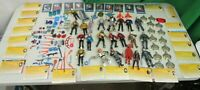 Vintage Lot of *STAR TREK: THE NEXT GENERATION ACTION FIGURES, ACCESSORIES,CARDS