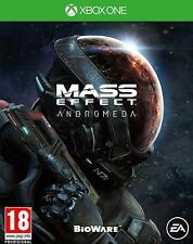 Mass Effect Andromeda Xbox One Game New Factory Sealed