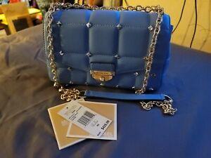Michael kors handbag new with tags Chain Link Strap Studdednew 2021