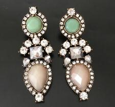 Statement Mode-Ohrschmuck aus Acrylglas für Damen