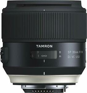 TAMRON Prime Lens SP35mm F1.8 Di VC USD Full Size F012N JAPAN INPORT NEW F/S