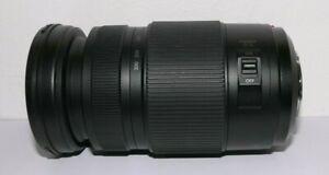Panasonic Lumix G Vario 100-300 mm f 4-5,6 II Power Ois