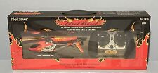 Helizone RC Firebird Metal Frame Gyroscope Mini Remote Control Helicopter Red