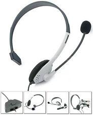 Headset Mikrofon für XBOX 360 Live Communicator Multiplayer Chat Kopfhörer *NEU*