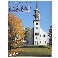 Alfred's Basic Adult Piano Course Sacred Book, Bk 1 (Paperback or Softback)