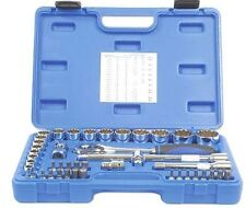 LASER TOOLS 1/2 DRIVE 42 PIECE METRIC AF TORX SPLINE SOCKET SET