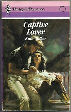 Captive Lover by Kate Walker (1988)