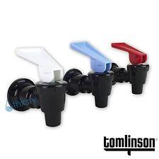 (3 Pack) Water Cooler Faucet Spigot Tomlinson Dispenser Hot Cold Valve Sunbeam