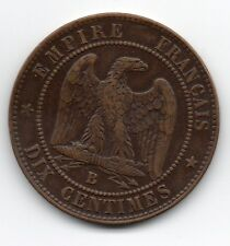 France - Frankrijk - 10 Centime 1856 B