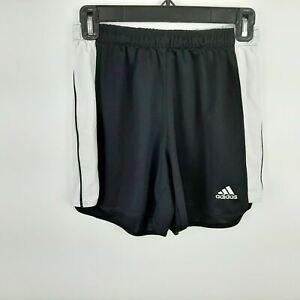 Adidas Climalite Women's Athletic Shorts Size S Black Drawstring SO10