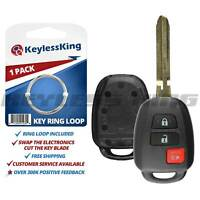 New Keyless Entry Remote Car Key Fob Control Replacement for 3b HYQ12BDM