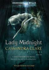 Lady Midnight (The Dark Artifices), Clare, Cassandra, Good Book