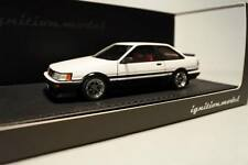 1/43 HPI IG Ignition Toyota Corolla Levin (AE86) 2Door GT Apex White IG0465