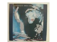 Siouxsie and the Banshees Poster Flat & Susie Suzy