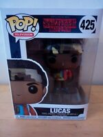 Funko Pop Television: Stranger Things - Lucas #425 Vinyl Figure