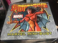 Marvel Bowen Spiderwoman Bust Artist Proof