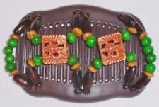 """Angel Wings Hair Clips 4x3.5"""", African Butterfly Combs, FALL, US SELLER, MS3"""