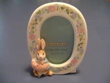 Beatrix Potter by Schmid Rabbit Desk Picture Frame