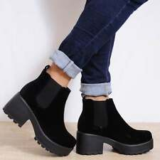 Unbranded Block Heel Pull On Synthetic Shoes for Women