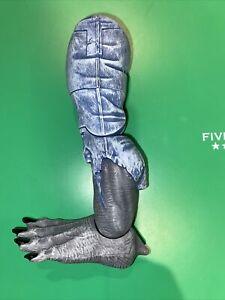DC Comics Multiverse King Shark CNC BAF Series Left Leg Part Only From Hawkman