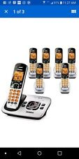Uniden D1780-7 1.9 GHz Seven Handsets Single Line Cordless Phone