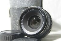 SMC Pentax 35mm F/3.5 MF Wide Angle Prime Lens SN5243534 for K Mount from Japan