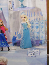 Disney Frozen Large Castle & Ice Palace Playset Brand New in Box