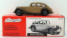 Somerville Models 1/43 Scale 129 - Riley Kestrel - Brown