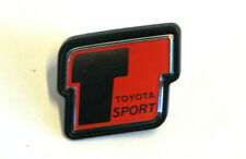NEW GENUINE 1999-2005 TOYOTA YARIS T SPORT FRONT BADGE EMBLEM 75301-52010