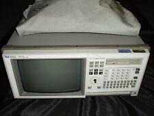 Hp Hewlett Packard Agilent 1660a Logic Analyzer 136 Channel Complete System