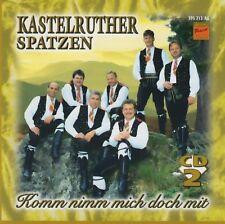 Kastelruther Spatzen - Komm nimm mich doch mit - CD 2