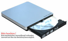 techPulse120 Externer Blu-ray Brenner DVD CD Burner USB 3.0 für Windows 7, 8, 10
