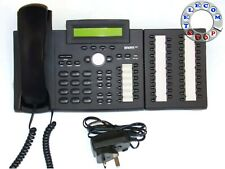 Snom 320 IP Telephone With Expansion Module V2.0 - Inc Warranty & Free P&P