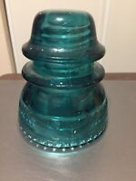 Antique Vintage Hemingray No 42 Glass Insulator