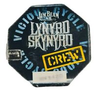 LYNYRD SKYNYRD 2003 Vicious Cycle Backstage Pass Crew Concert