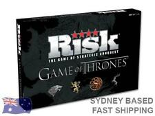 Strategy Risk Board & Traditional Games