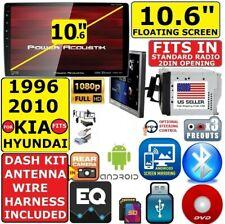 "FITS/FOR KIA HYUNDAI 10.6"" BLUETOOTH CD/DVD SD USB CAR RADIO STEREO PACKAGE"