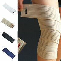 180cm Leg Knee Support Bands Bandage Brace Wrap Compression Strain Sprain Joint