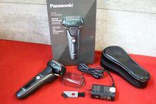 Panasonic ES-LV67-K ARC5 5-BladeWet/Dry Cordless Electric Shaver/Trimmer Used U1