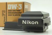 【Almost Unused in Box Nikon DW-3 Eye Waist Level Finder DW3 for F3 HP from JAPAN