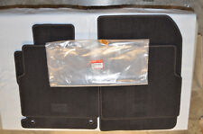 2012 Genuine Honda Civic 4dr Si Black Carpet Floor Mats - 83600-TR7-A01ZA