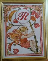 'SPINDLEBERRY FAIRY FLOWER FARIES' DESIGN BY DMC (B97) cross stitch chart
