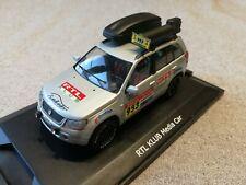 Suzuki Grand Vitara Dakar 2009 RTL KLUB Media car (Assembled Kit)1/43 !!!RARE!!!