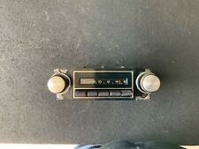 1970's &1980's GM Delco Factory AM Radio with Knobs 16002110