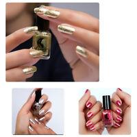8 colors GlitterNail UV Gel Polish Sequins Glitter Shining Nail Art DIY EB