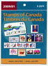 Weeda Canada 2009 January-March Quarterly Pack, sealed! Face value $39.10