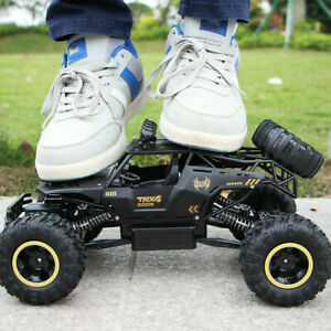 1:12 High Speed RC Big Monster Truck 2.4G Remote Control Off Road Car Kids Toy