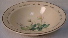 NORITAKE china COUNTRY DIARY-EDWARDIAN LADY pattern Rim Cereal Bowl @ 6-7/8""
