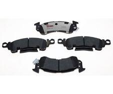 Disc Brake Pad Set-Element3; Hybrid Technology Front Raybestos EHT52